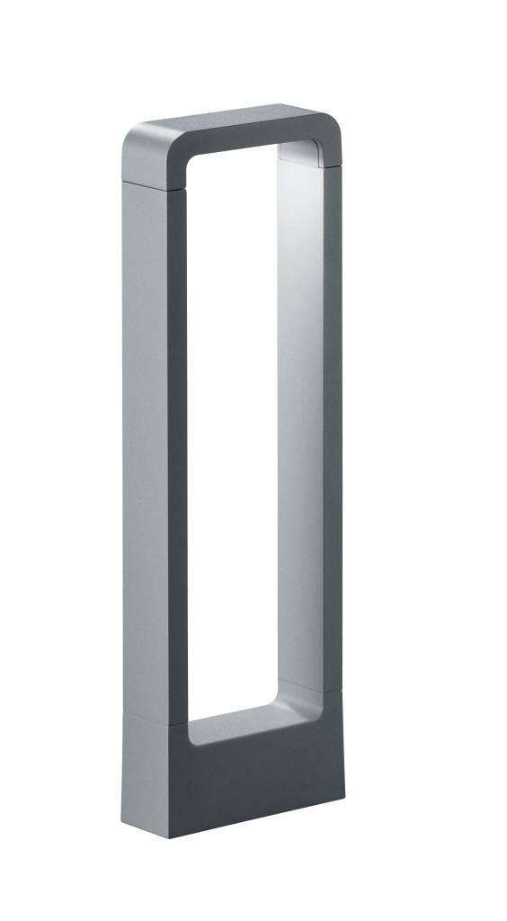 Buitenlamp LED Renno Grijs Sokkel |  | 4017807259117