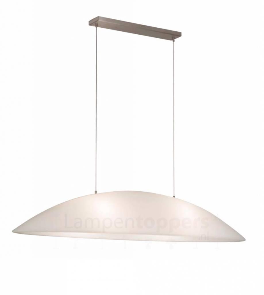 Formadri Hanglamp Oval 150 White | Formadri | 7106626399771