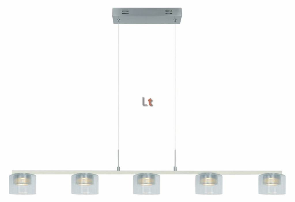 Hanglamp Canosa Staal 5Lichts |  | 8718444953883