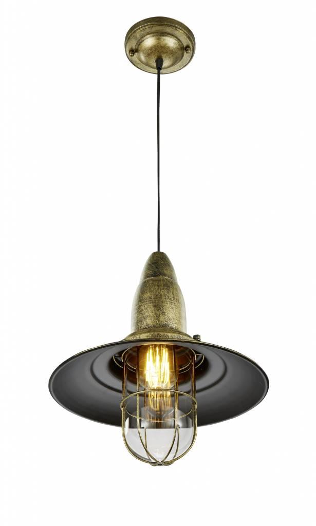 Hanglamp Fisherman Oud Brons |  | 4017807286151