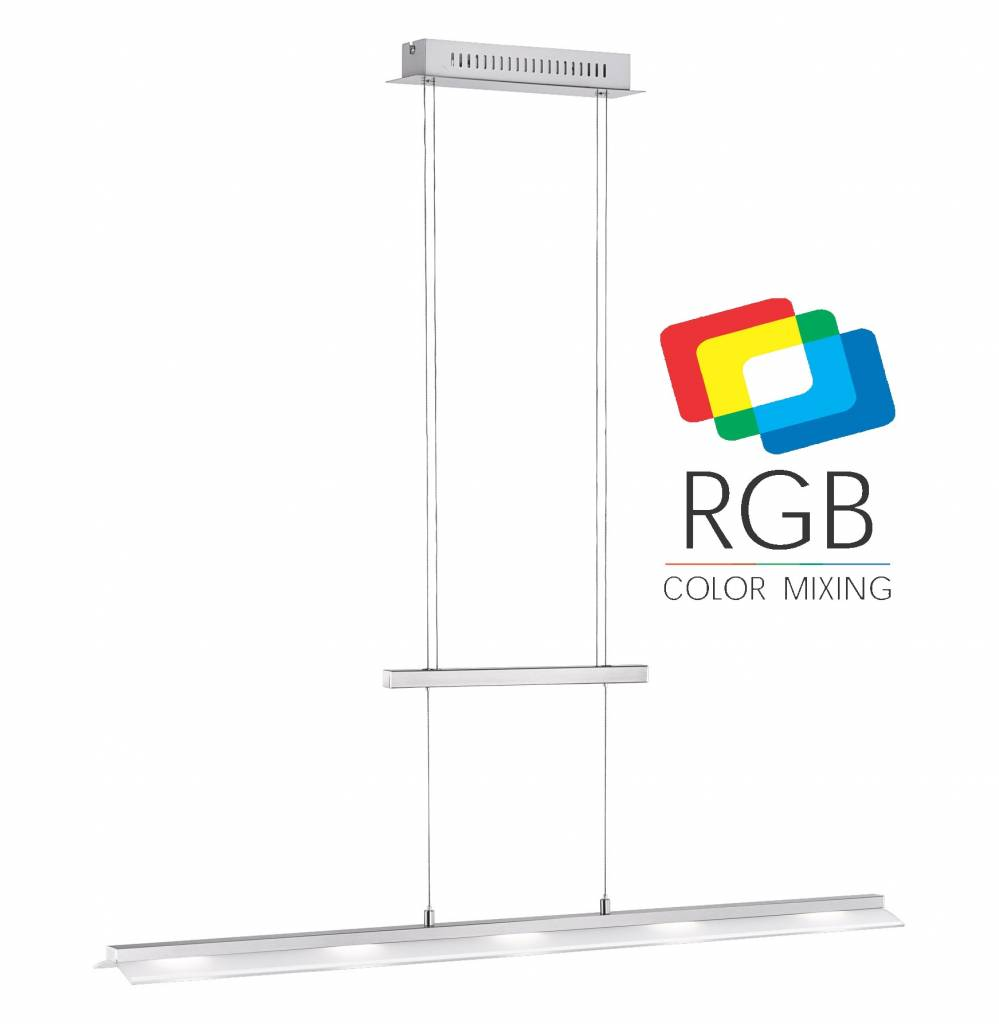 Hanglamp LED Lola-Nelle + RGB* |  | 7061289784350