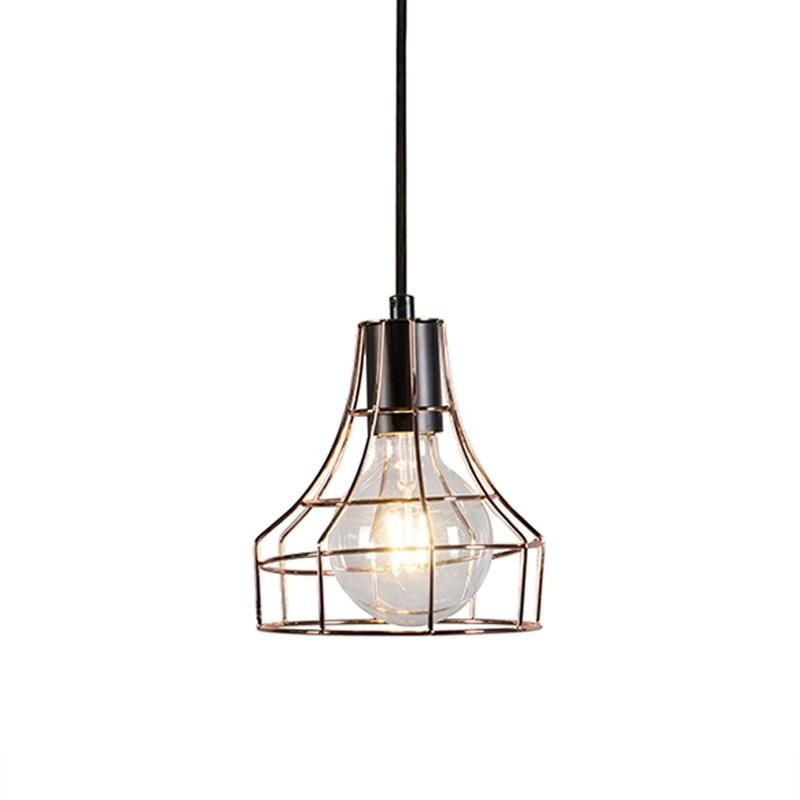 Hanglamp Licor Luxe 3 koper   QAZQA   8718881048975