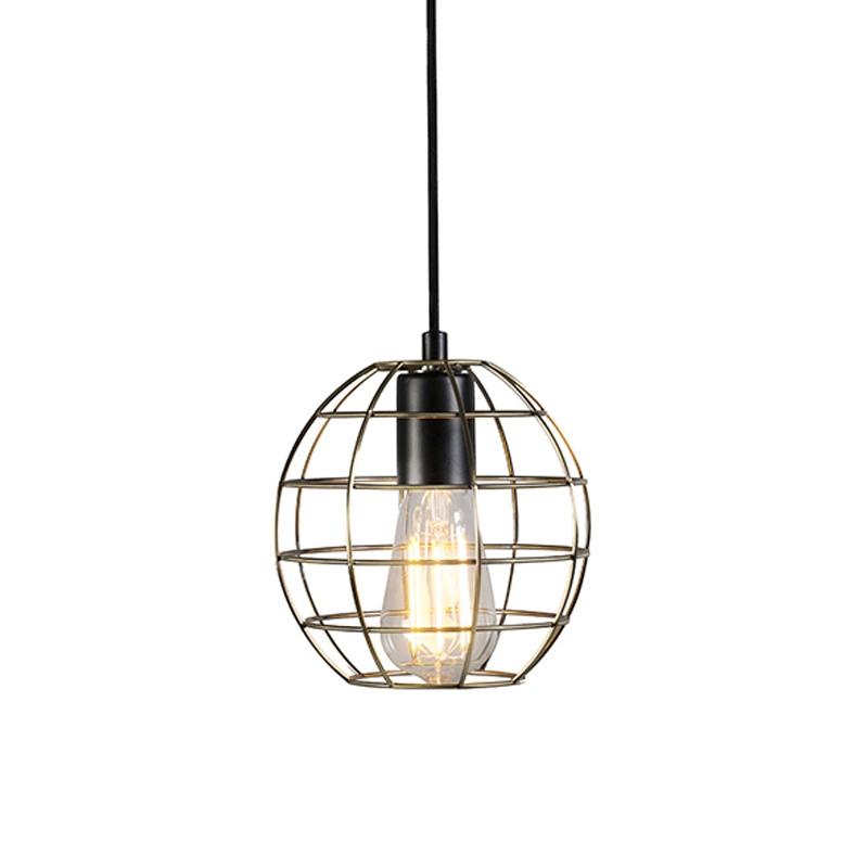 Hanglamp Licor Luxe 5 brons | QAZQA | 8718881049026