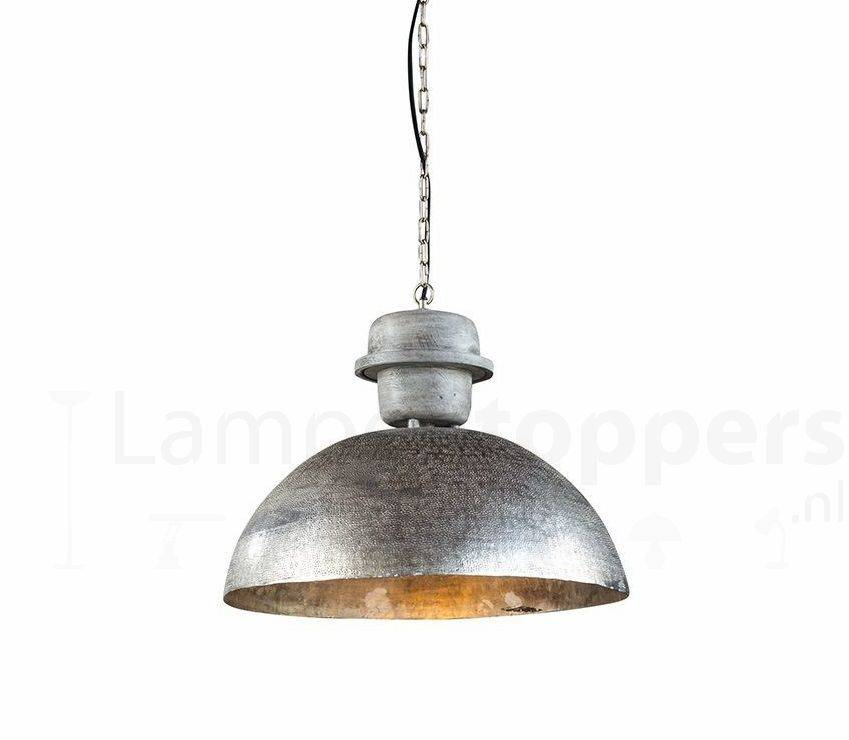 Hanglamp Lima Old Silver 55cm |  | 8719632472650