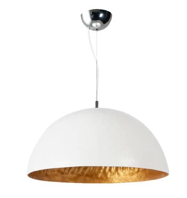 Hanglamp Mezzo Tondo 50cm Wit-Goud |  | 8718226345677