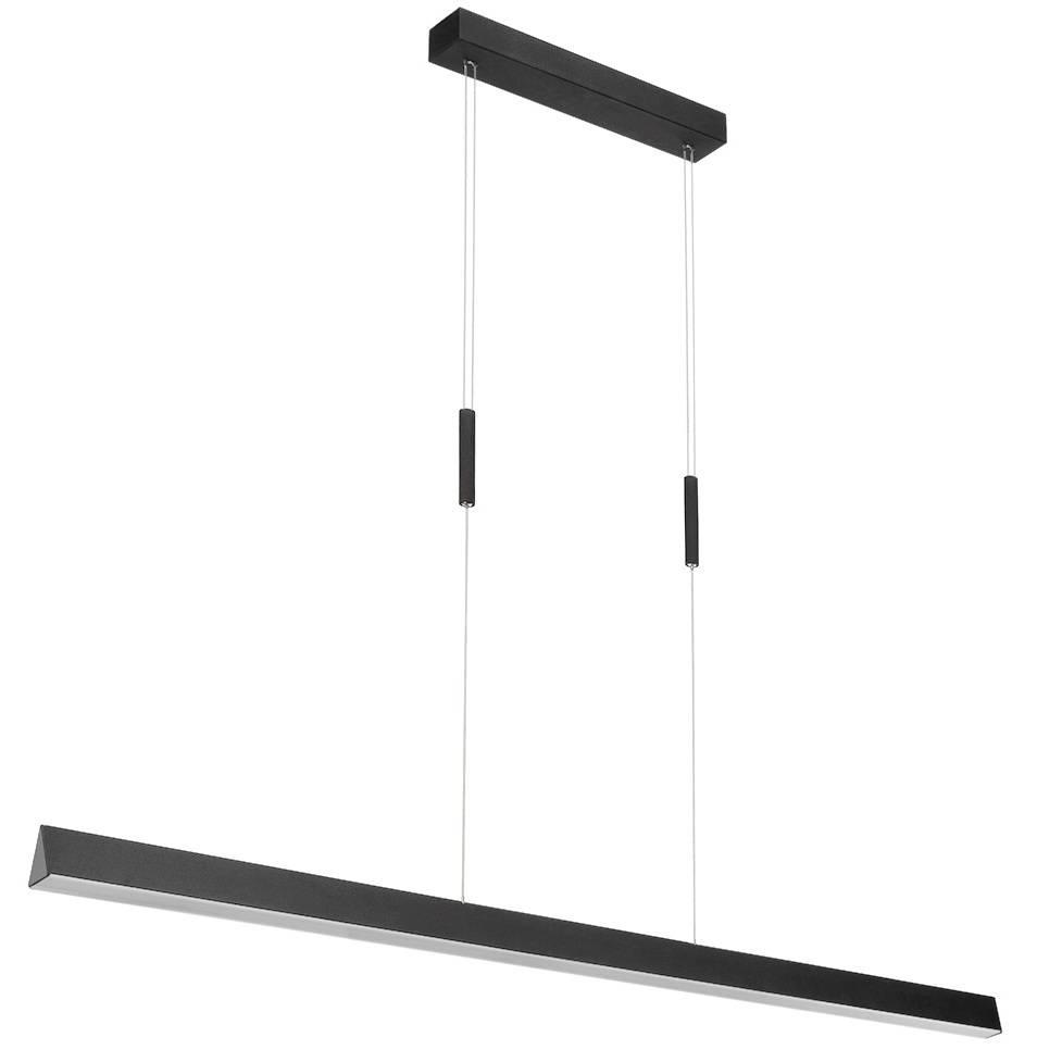 Hanglamp Triangle Zwart 125cm |  | 8718379028342