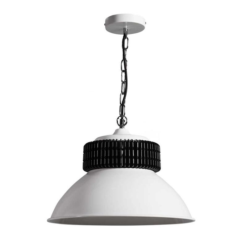 Industriele hanglamp wit – Gearbox | ETH | 8719075183199