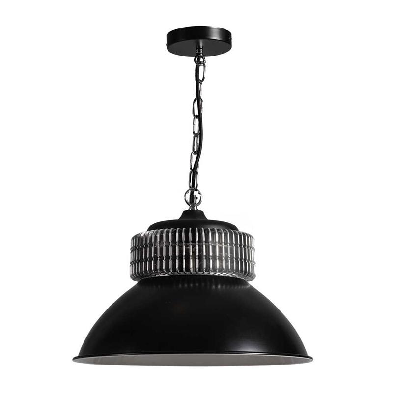 Industriele hanglamp zwart – Gearbox | ETH | 8719075183182