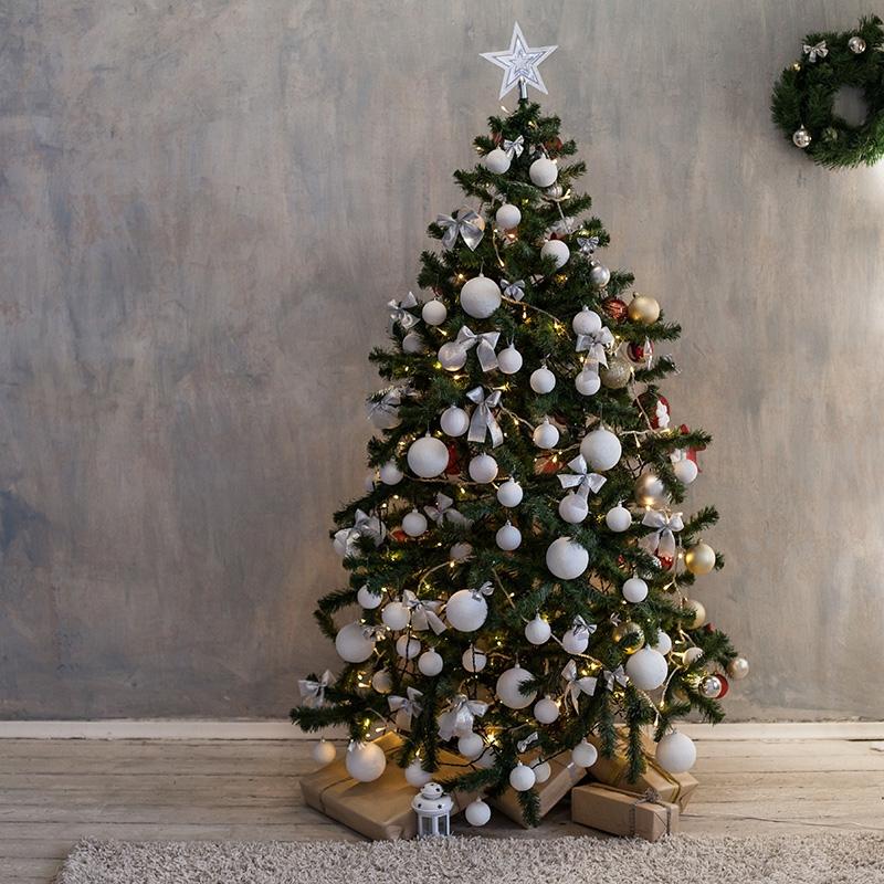Kerstboom Aspen 300 LED warm wit 180cm | Kaemingk | 8719152594085