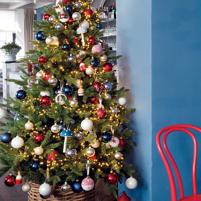 Kerstboom Den 300 LED warm wit 210cm | Kaemingk | 8719152593712