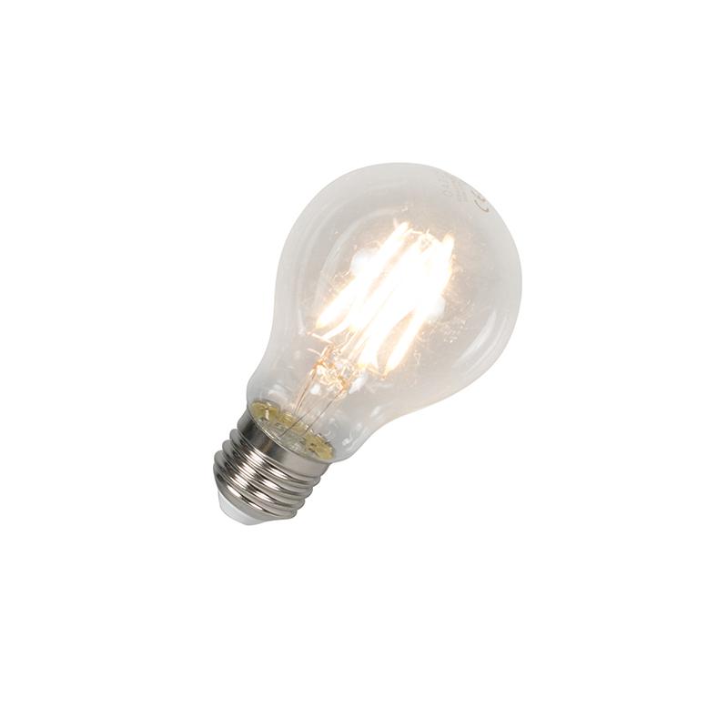 LED lamp E27 4W 400 lumen warm wit | QAZQA | 8718881061127