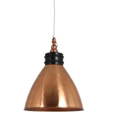 Light & Living hanglamp Artemis – rosé goud – Ø38×50 cm | 8717807123116