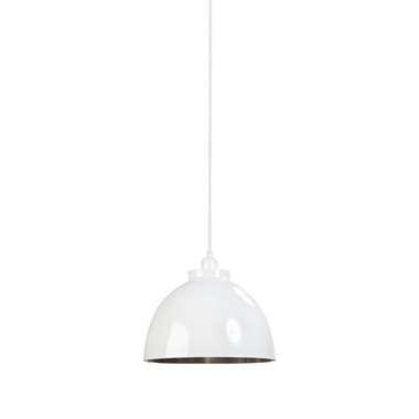 Light & Living hanglamp Kylie – wit – Ø30×26 cm   8717807083199