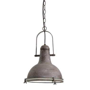 Light & Living hanglamp Wismar – antiek – Ø28×42 cm | 8717807089573