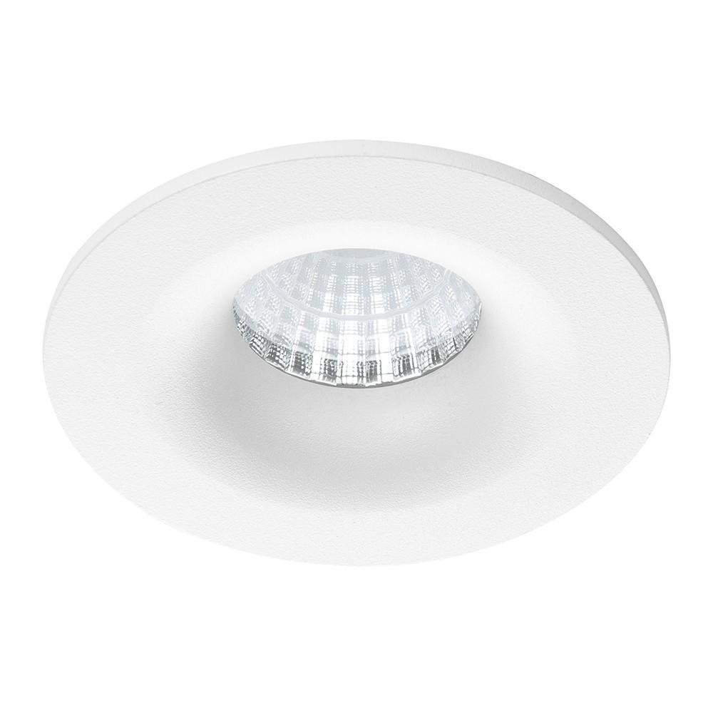 Noxion LED Spot Gimax IP44 2700K Aluminium 6W | Beste Kleurweergave – Dimbaar | Noxion | 8719157002301