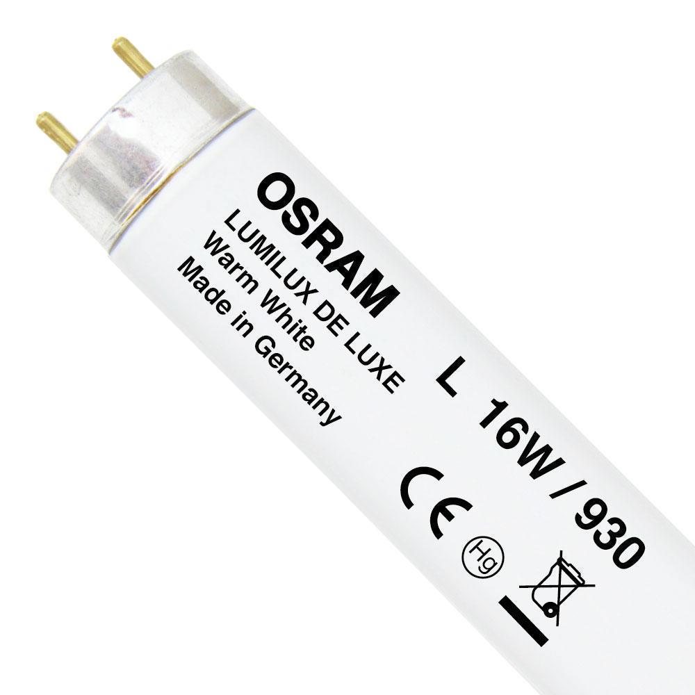 Osram L 16W 930 Lumilux De Luxe   72cm – Warm Wit   Osram   4050300242361