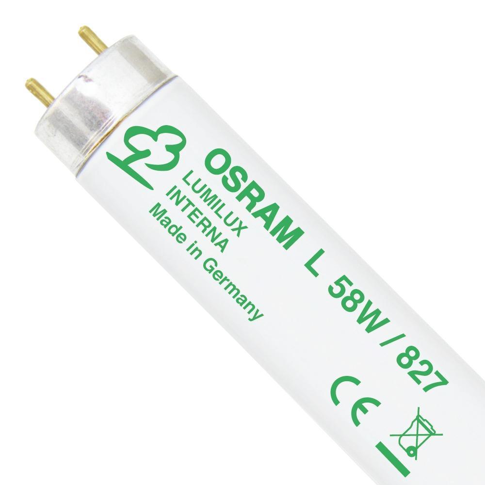 Osram L 58W 827 Lumilux Interna | 150cm – Zeer Warm Wit | Osram | 4050300603049