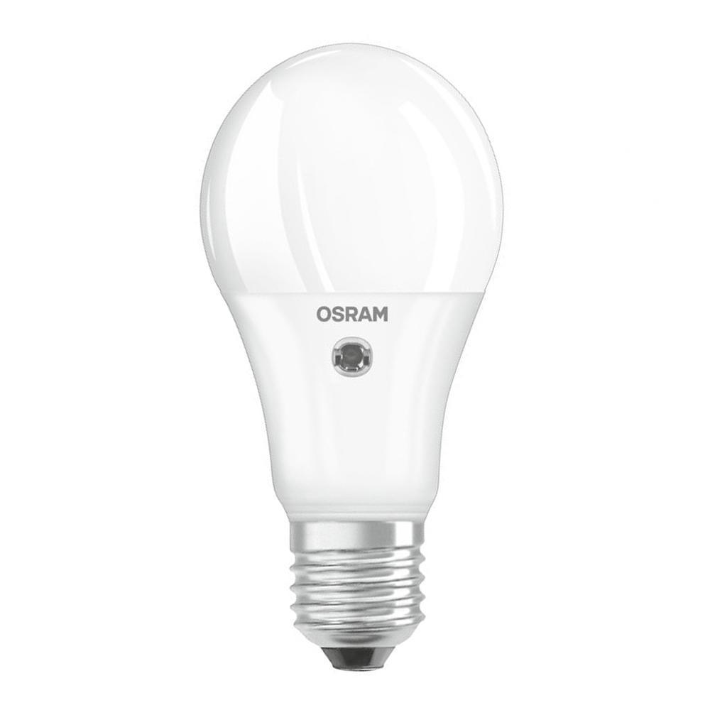 Osram Parathom Classic E27 A 9.5W 827 Mat | met Daglichtsensor – Vervangt 60W | Osram | 4052899959415