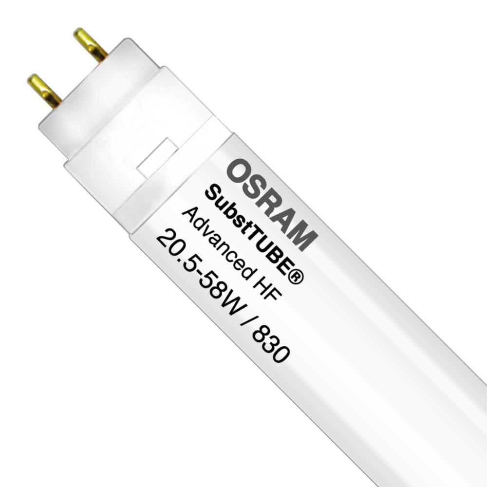 Osram SubstiTUBE Advanced HF 20.5W 830 150cm | Warm Wit – Vervangt 58W | Osram | 4058075819856