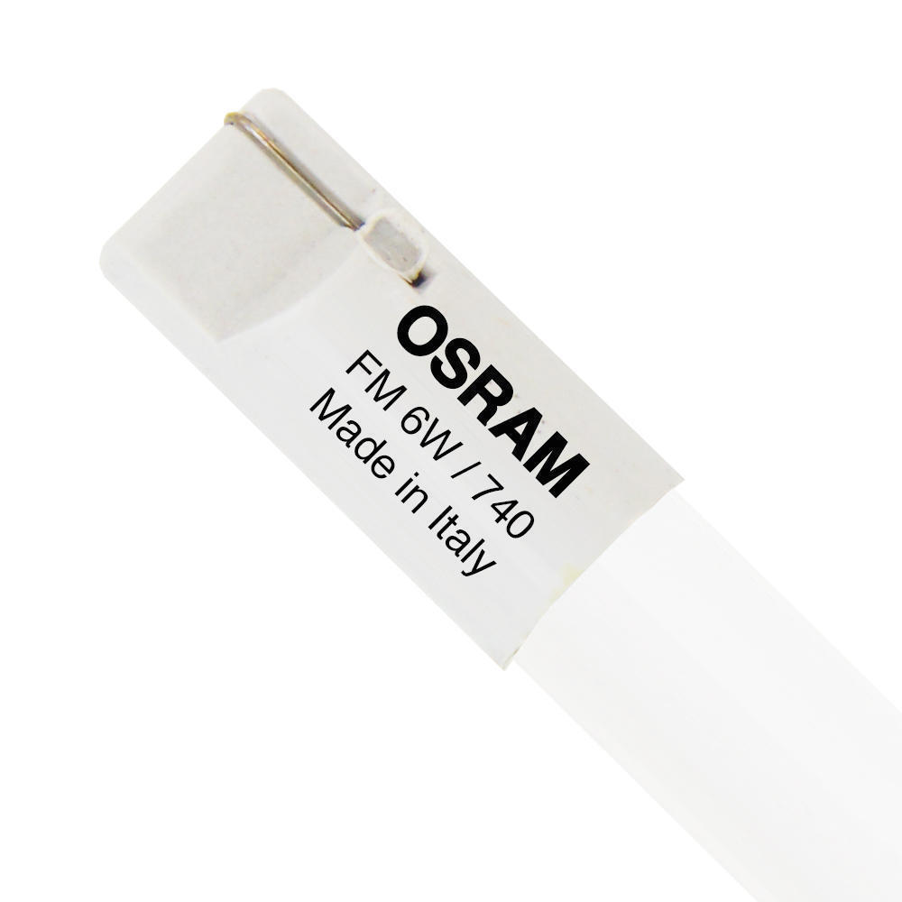 Osram T2 FM 6W 740 Fluorescent Miniature W4.3 | 22cm – Koel Wit | Osram | 4008321157577