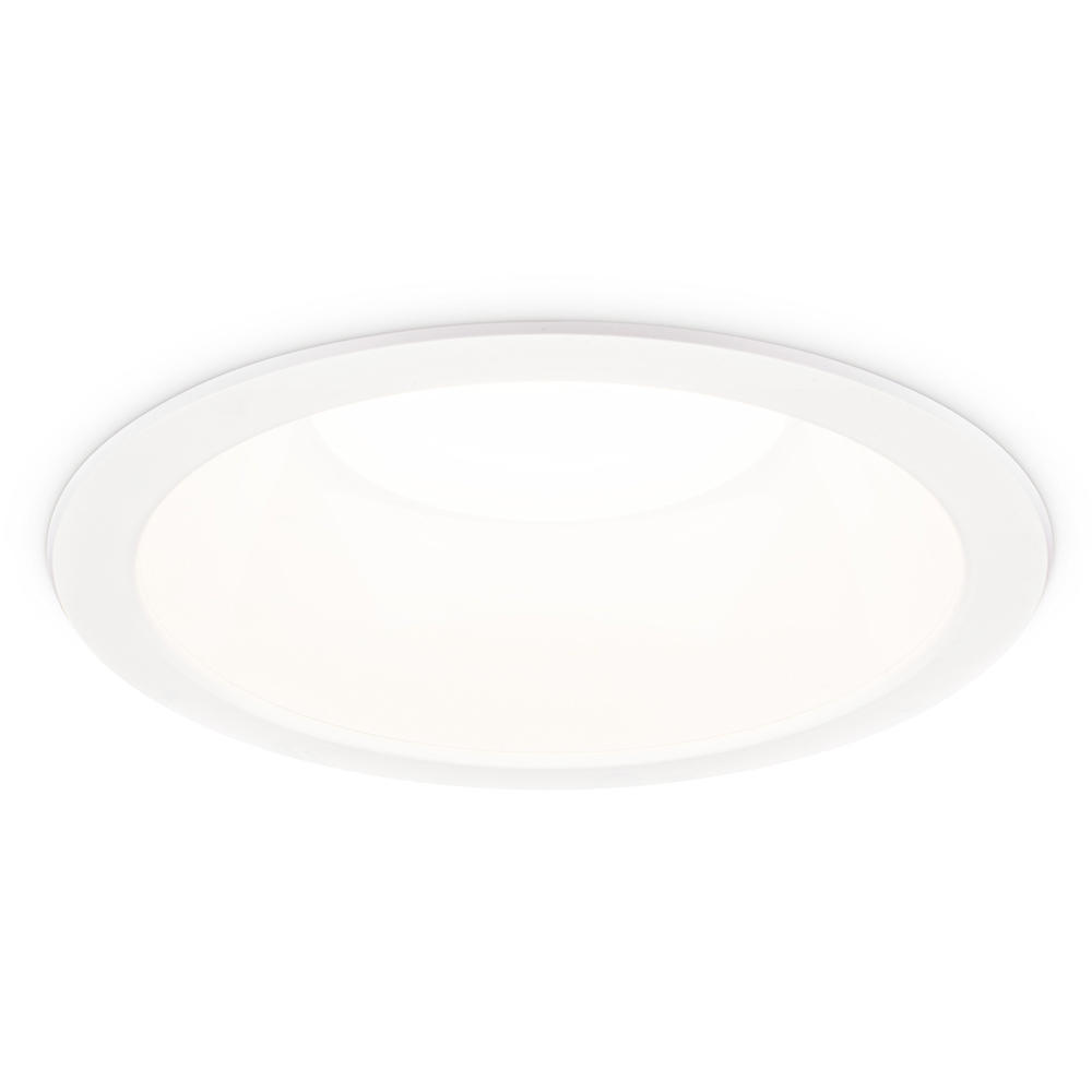 Philips CoreLine LED Downlight DN130B 3000K 1000lm LED10S PSED-E IP44 II WH   DALI Dimbaar   Philips   8718696878835