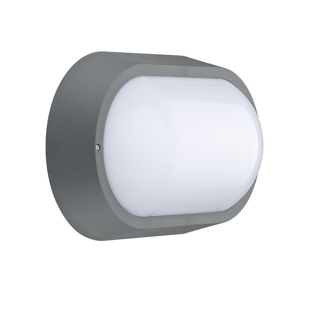 Philips CoreLine WL121V LED 500lm 3000K Grijs met Sensor | Dimbaar | Philips | 8718696240908