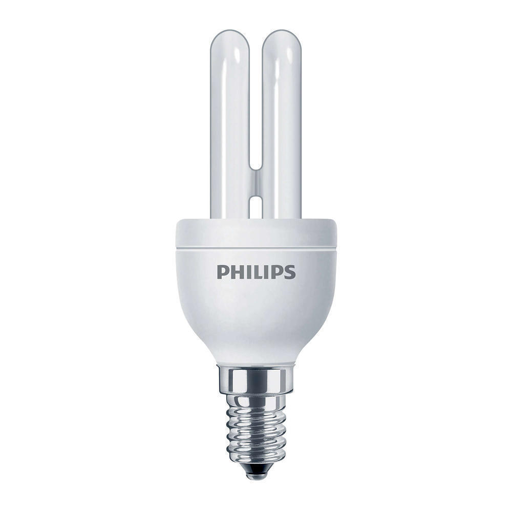 Philips Genie ESaver 5W 827 E14   Zeer Warm Wit   Philips   8711500801142