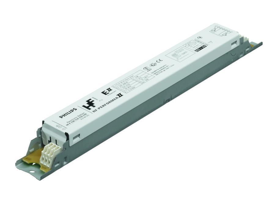 Philips HF-P 158 TL-D III 220-240V for 1x58W   Philips   8711500999702