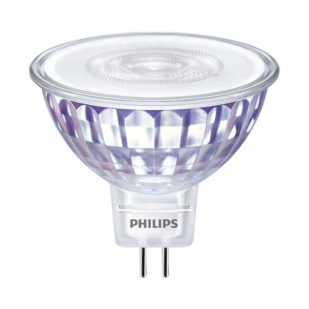 Philips LEDspot LV Value GU5.3 MR16 5.5W 830 36D (MASTER)   Warm Wit – Dimbaar – Vervangt 35W   Philips   8718696708255