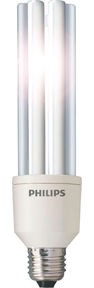 Philips PL-Electronic-R 33W 827 E27 (Master) | Zeer Warm Wit | Philips | 8711500659996