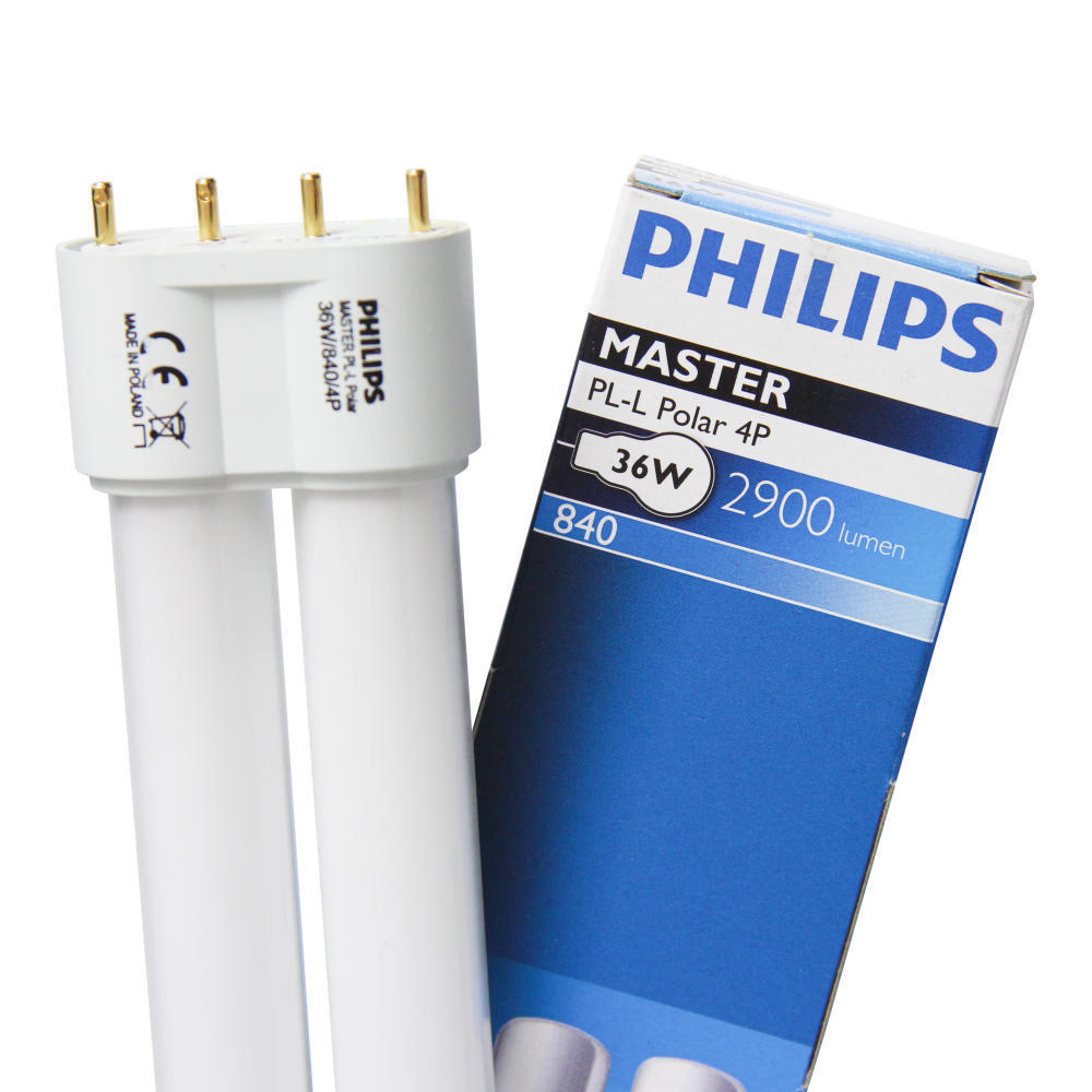 Philips PL-L Polar 36W 840 4P (MASTER) | Koel Wit – 4-Pin | Philips | 8711500261601