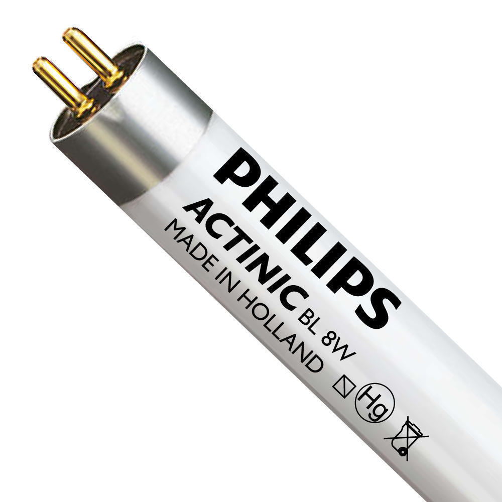Philips TL-D 8W 10 Actinic BL (MASTER) | 29cm | Philips | 8711500260420
