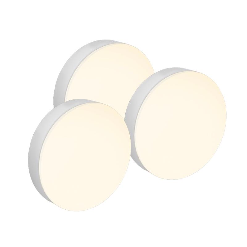Set van 3 LED lamp GX53 6W 400 lumen   Calex   8718881073304