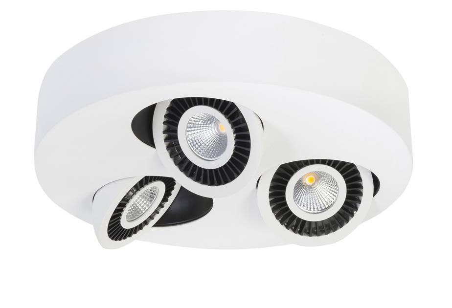 Spot Eye Led Wit 3 Lichts |  | 8718379026928