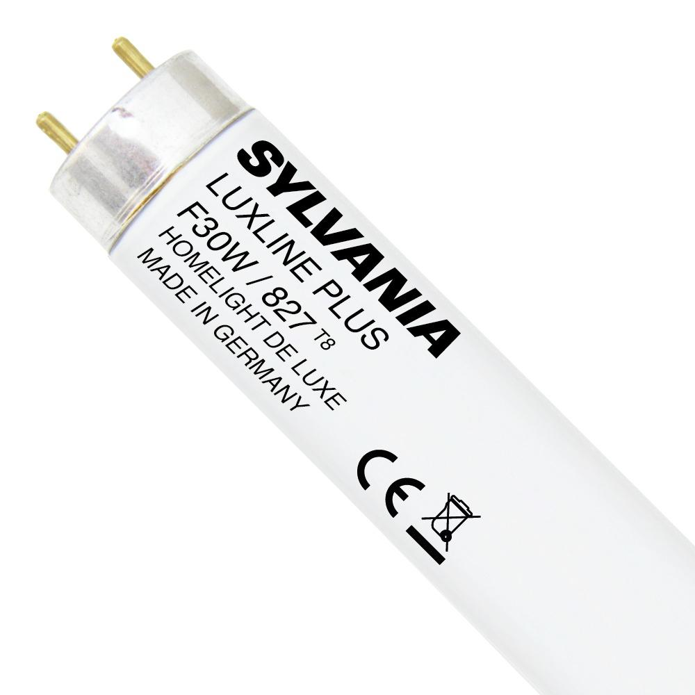 Sylvania T8 Luxline Plus F30W 827 | 90cm – Zeer Warm Wit | Sylvania | 5410288016801