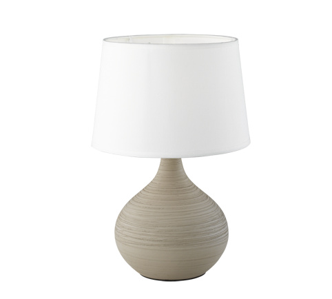 Tafellamp Martin Cappucino |  | 4017807346244