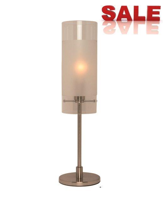 Tafellamp Penzolo RVS 1 Lichts |  | 8718444952800
