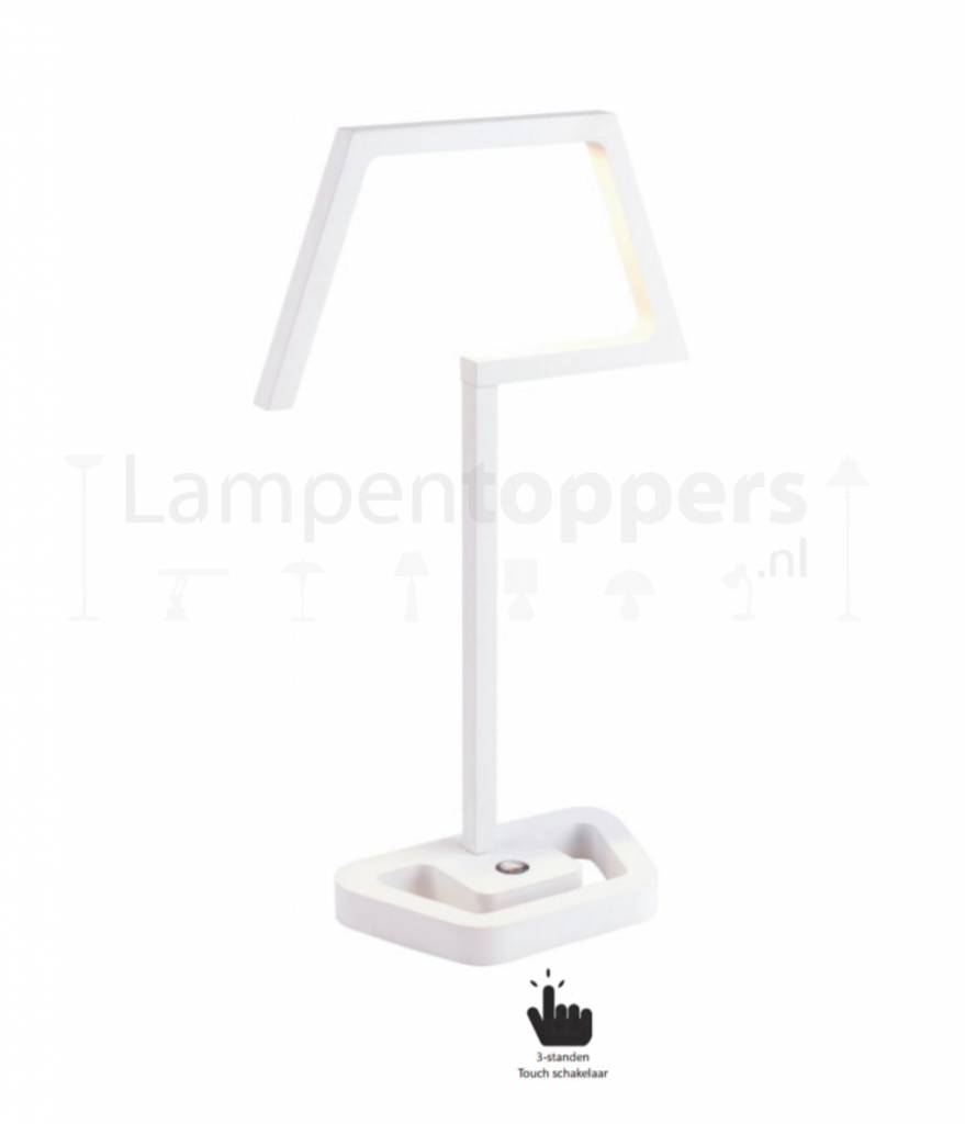 Tafellamp Silo Wit Led |  | 7109612614544