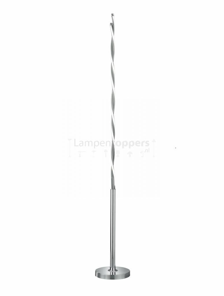 Vloerlamp Twirl Chroom Led |  | 4017807298956