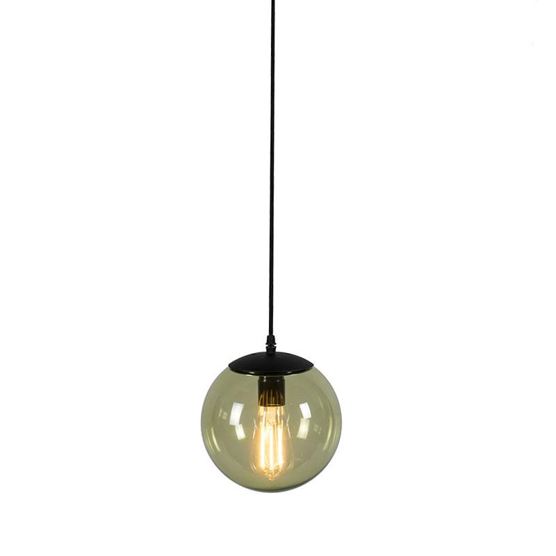 Hanglamp Pallon 20 groen | QAZQA | 8718881049903