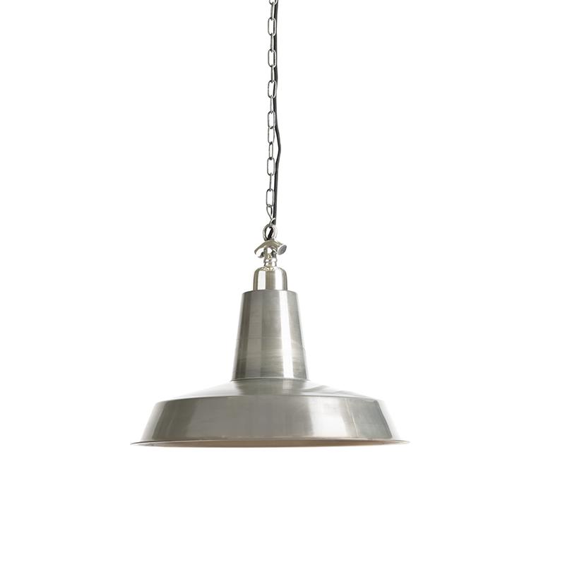 Hanglamp Warrior zink | QAZQA | 8718881067556