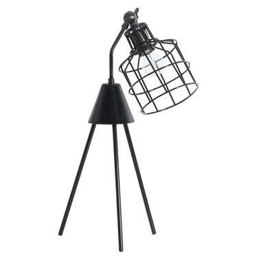 Tafellamp Nick – zwart | 8717807206918