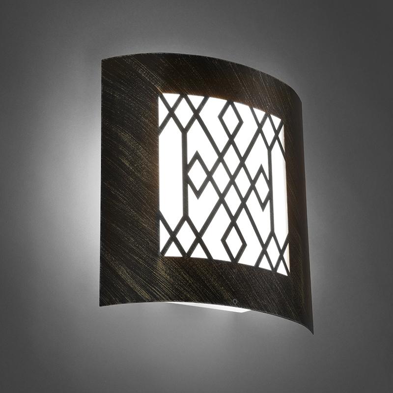 Wandlamp Emmerald Classic roestbruin | QAZQA | 8718881057441