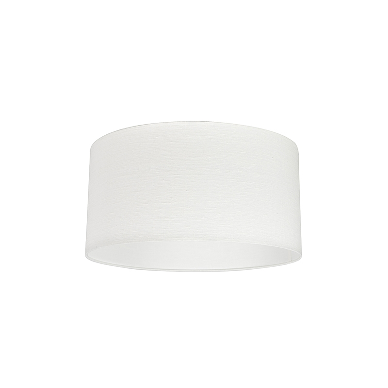 Kap 50/50/25 cilinder off-white | QAZQA | 8718676802713