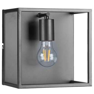 Lucide wandlamp Arthur – grijs | 5411212880000