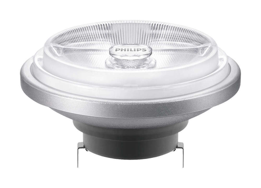 Philips LEDspot LV G53 AR111 12V 11W 927 8D (MASTER)   Zeer Warm Wit – Dimbaar – Vervangt 50W   Philips   8718696578339