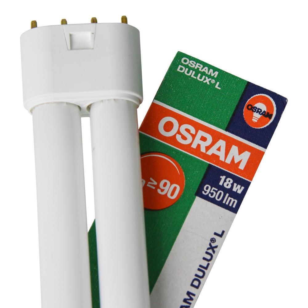 Osram Dulux L De Luxe 18W 940 | Koel Wit – 4-Pin | Osram | 4050300018560