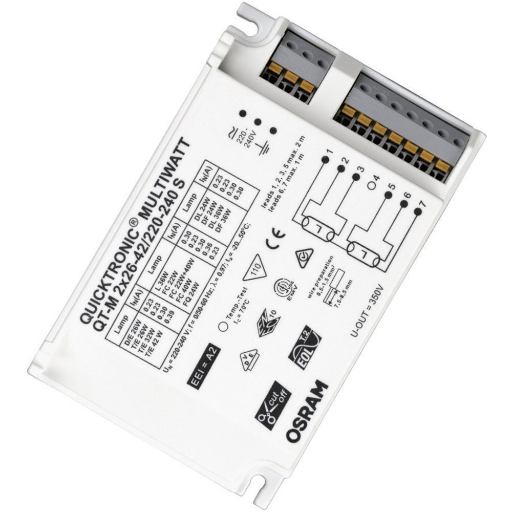 Osram QT-M 2X26-42/220-240 S | Osram | 4008321110022