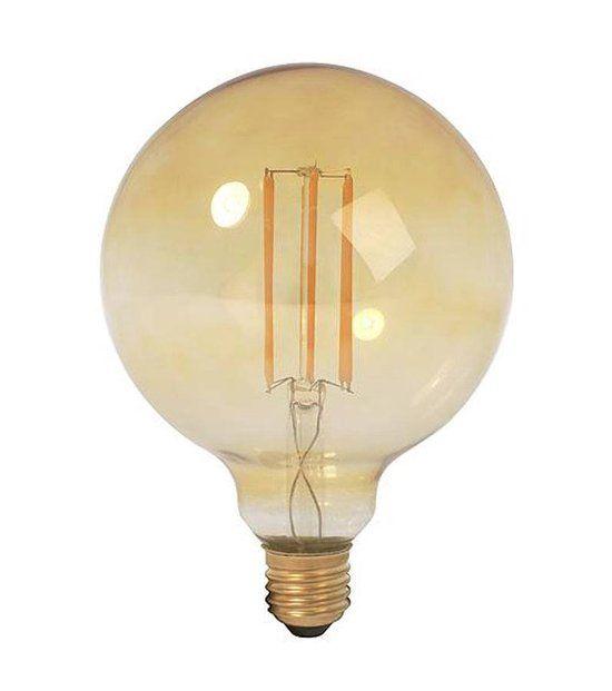 E27 4Watt Globe 95mm Filament LED Dimbaar |  | 4043689944995