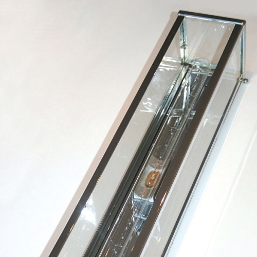 Authentage Lamp Vitrine 1L landelijke stijl VIS201202 | 8716803505308